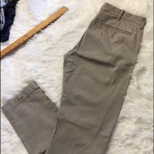 🌵J Crew THE DRIGGS tapered fit pants